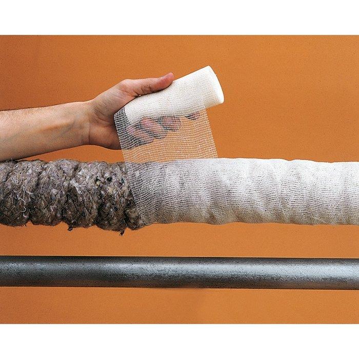 Bande de protection des isolants - Toile de coton-2