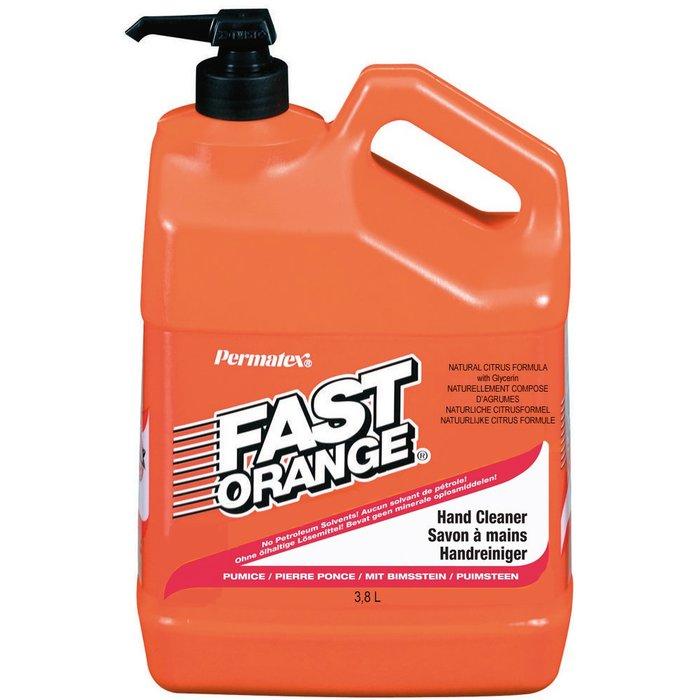 Savon à mains Fast Orange-2