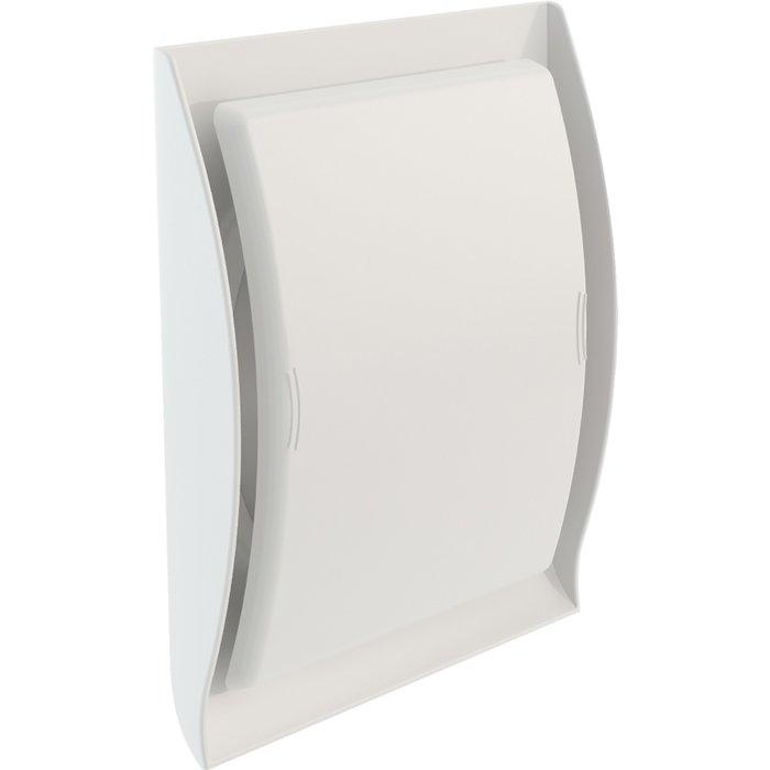Grille de ventilation Neolia - Spécial gaz - Plastique