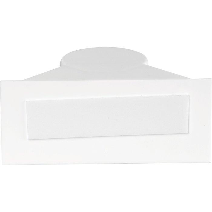 Support adhésif de poteau pour panneau de signalisation - Diamètre poteau 50 mm-2
