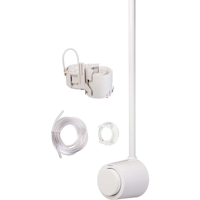 Poussoir pneumatique pour réservoir WC haut Geberit-1