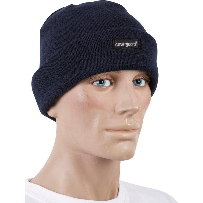 Bonnet de travail anti-froid Sailor - Acrylique - Noir-2