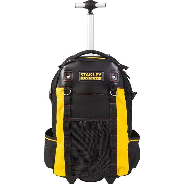 Sac à dos porte-outils à roulette - Nylon - Capacité 28 l-2