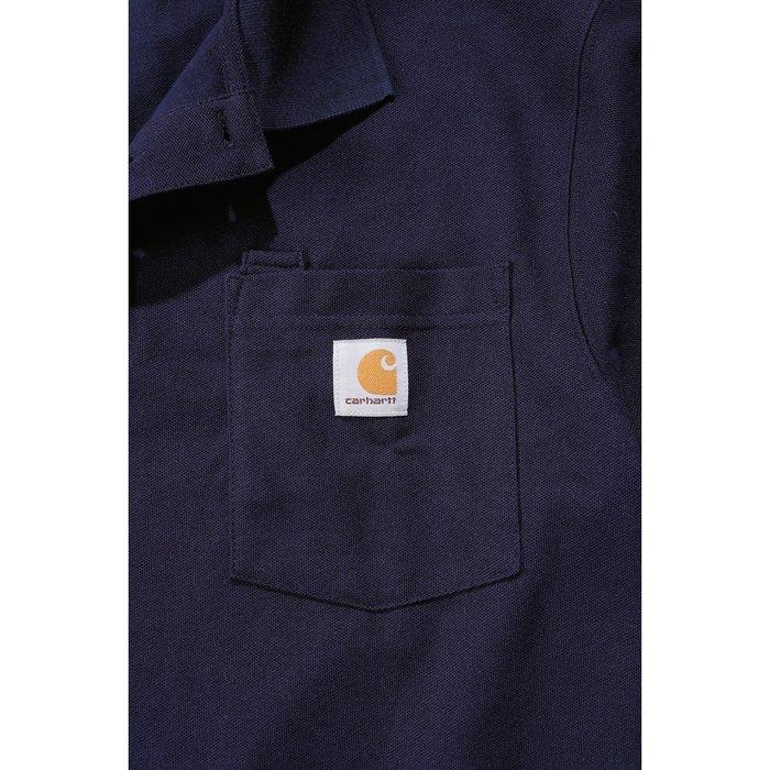 Polo de travail - Contractor's - Polyester et coton-4
