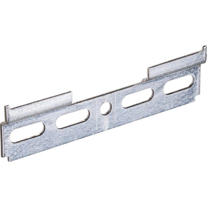Plaque de suspension acier à visser