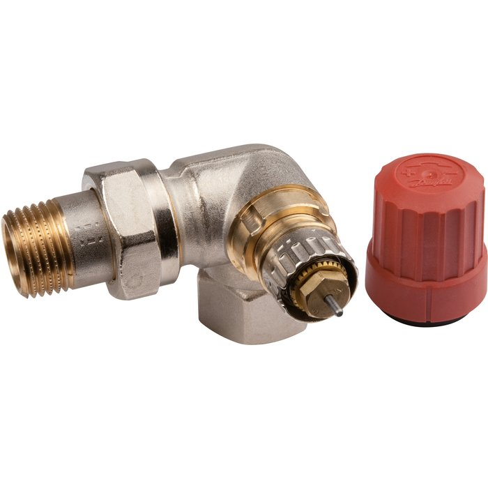 Corps de robinet thermostatique RA-N - Angle à droite