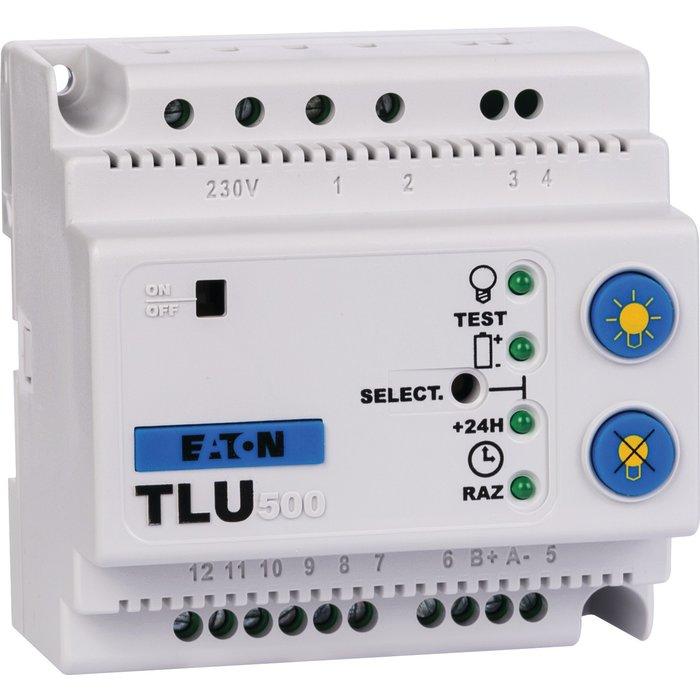 Boîtier télécommande LUM10312 TLU - Pour bloc de secours