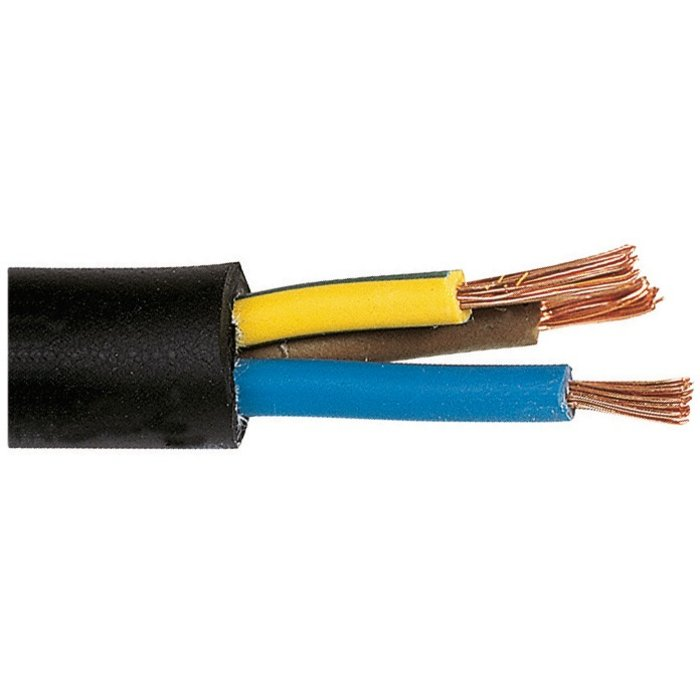Câble industriel H07 RN-F - Souple - Courant fort-1