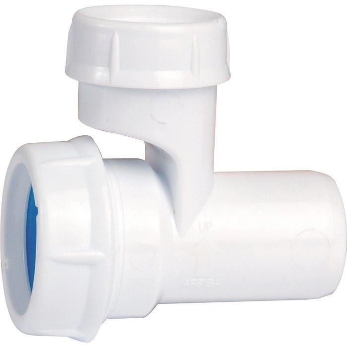 Soupape anti-vide pour siphon