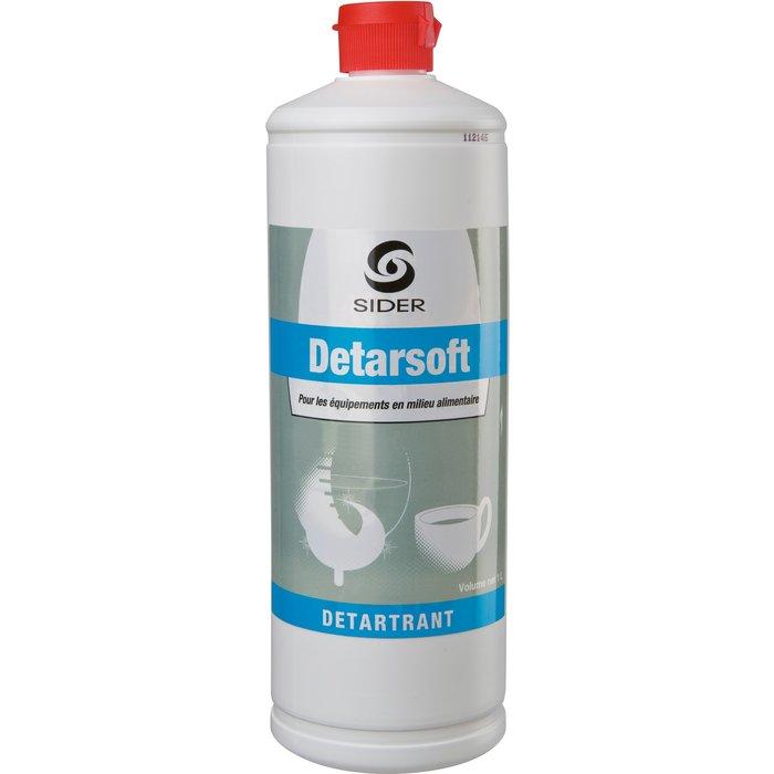 Détartrant Detarsoft - Spécial milieu alimentaire