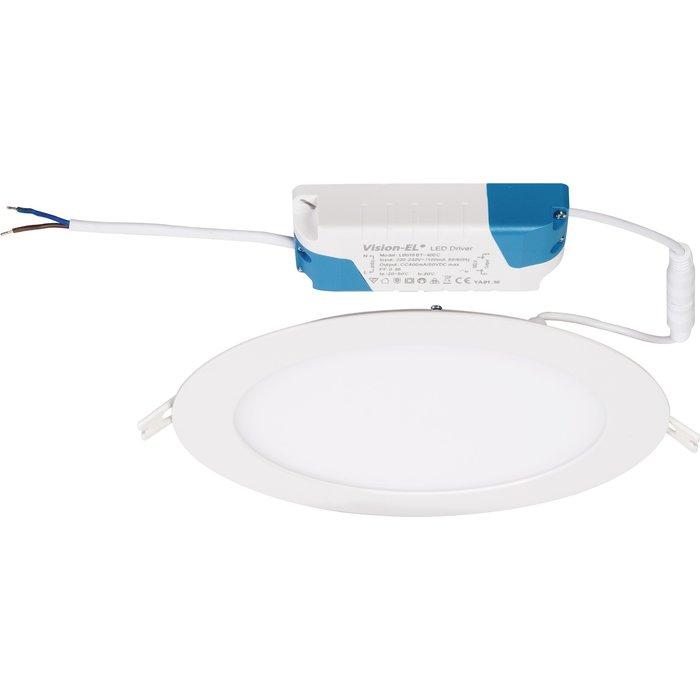 Plafonnier d'intérieur - Downlight à LED - Diamètre 225 mm