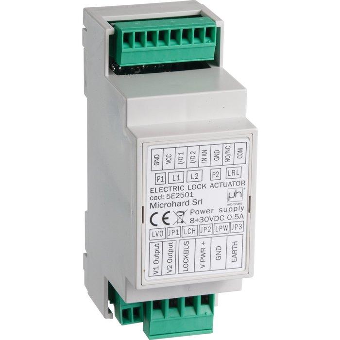 Interface activateur pour lecteur de badge Stylos Line-1
