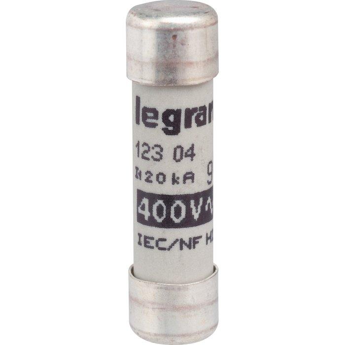 Cartouche industrielle de fusible type GG - Cylindrique - Tension 400 V