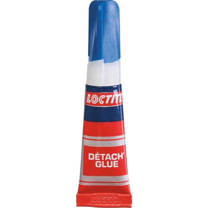 Colle cyanocrylate Detach' Glue