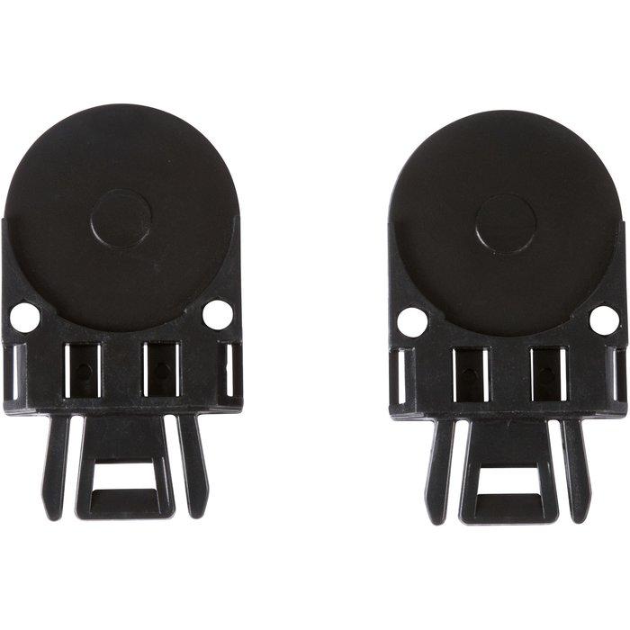 Adaptateur de casque de chantier - Pour support écran