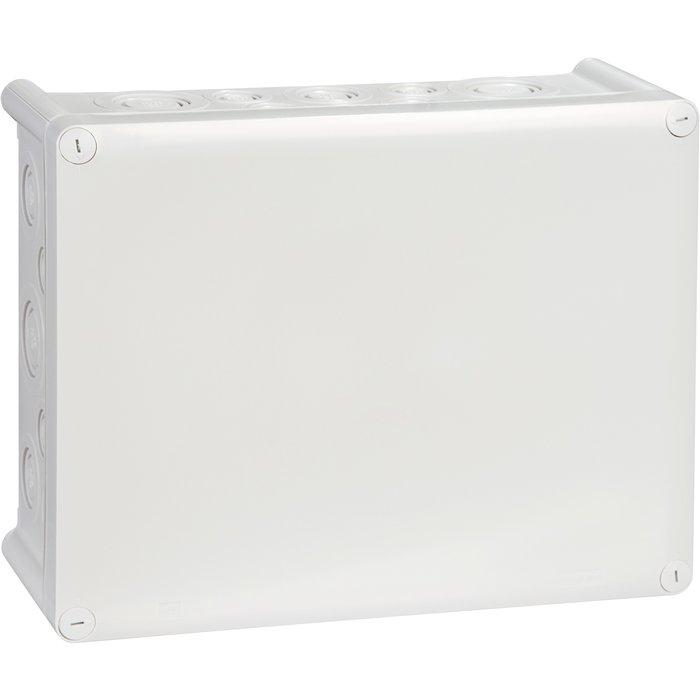 Boîte de dérivation rectangulaire Plexo - Pour presse-étoupe