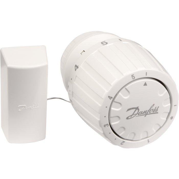 Tête de robinet thermostatique RA 2992 de radiateur - Bulbe à distance-1