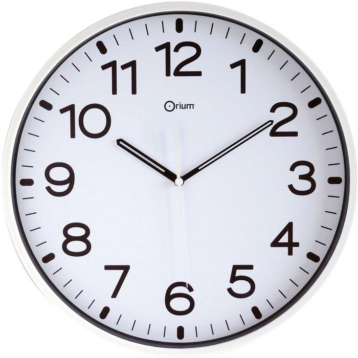 Horloge murale silencieuse - Diamètre 30 cm