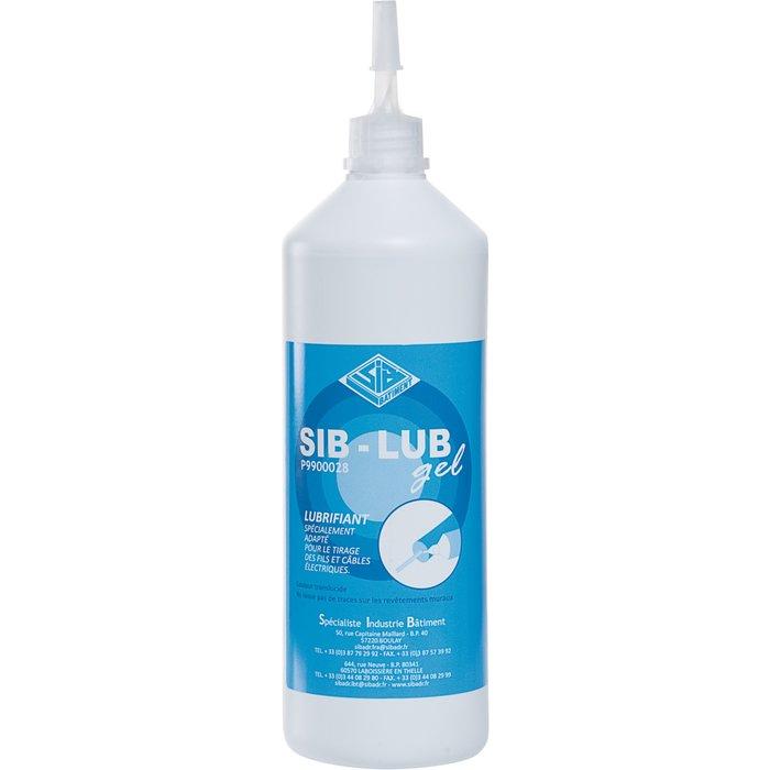 Gel lubrifiant Sib-Lub - Pour passage de câbles électriques
