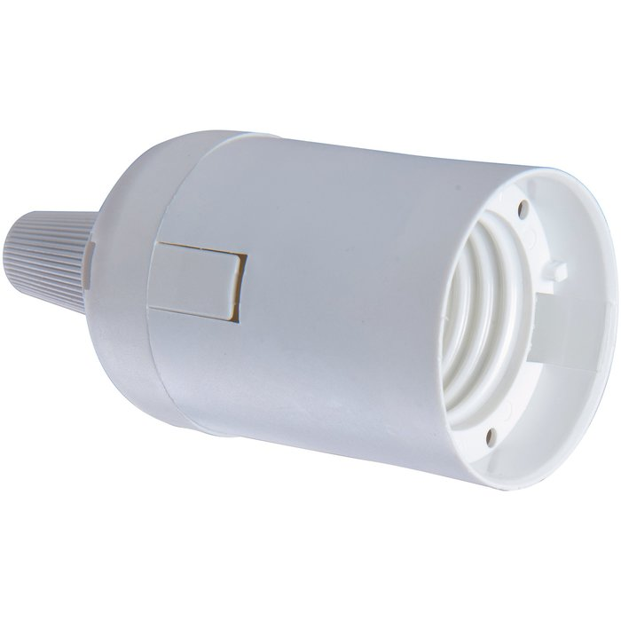 Douille électrique bout de câble - Culot E27