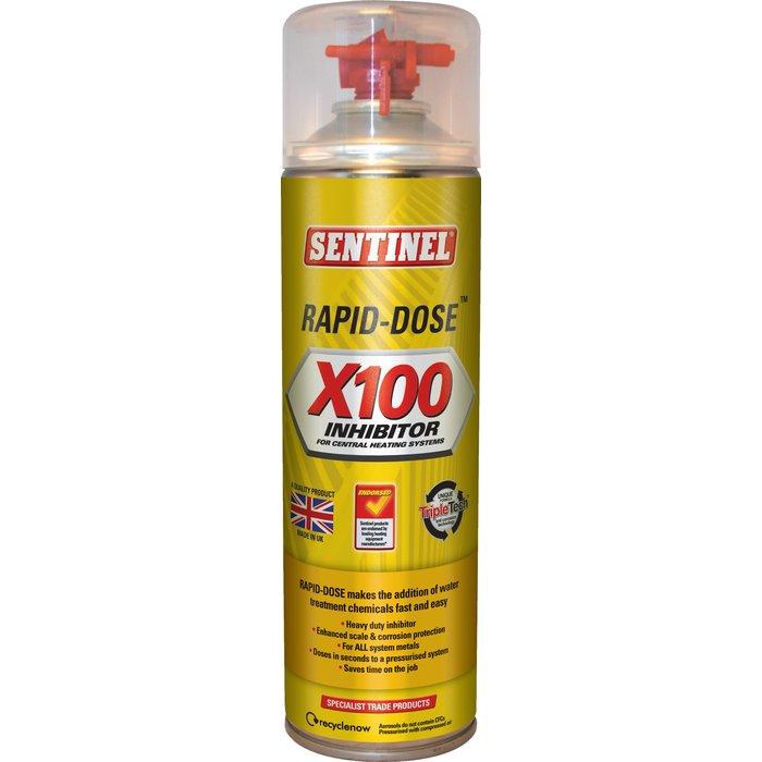 Inhibiteur X100-3