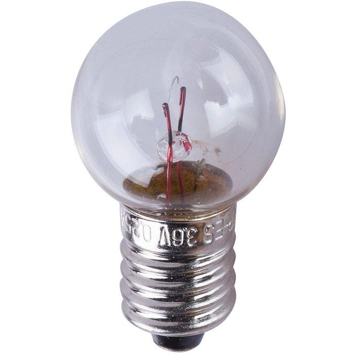 Ampoule halogène principale - Pour bloc lumineux - Culot E10-4