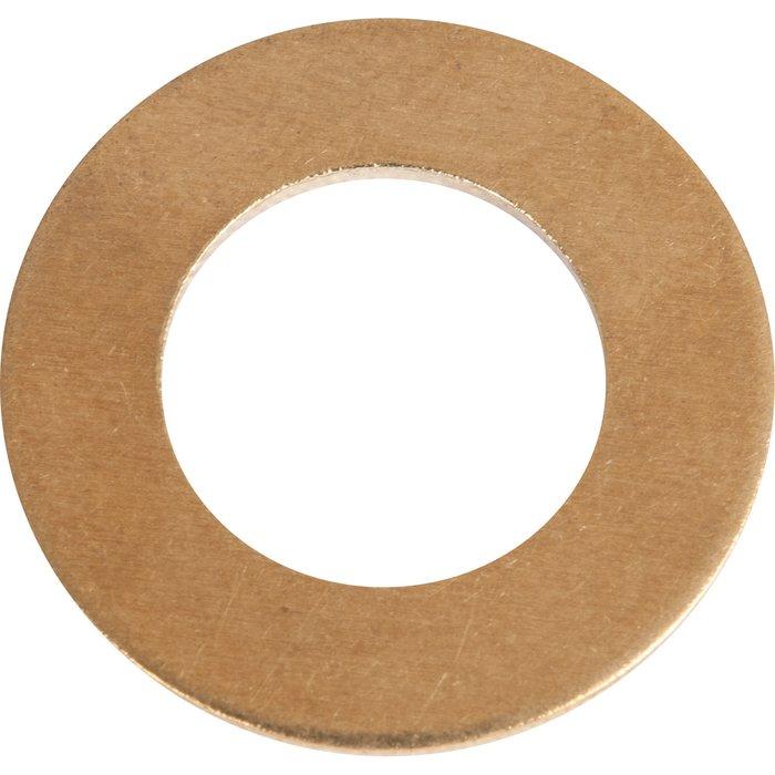 Bague pour gond - Laiton - Épaisseur 1,5 mm