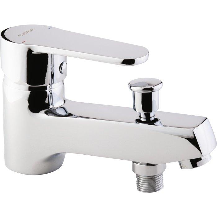 Mitigeur bain-douche monotrou Ibaya-1