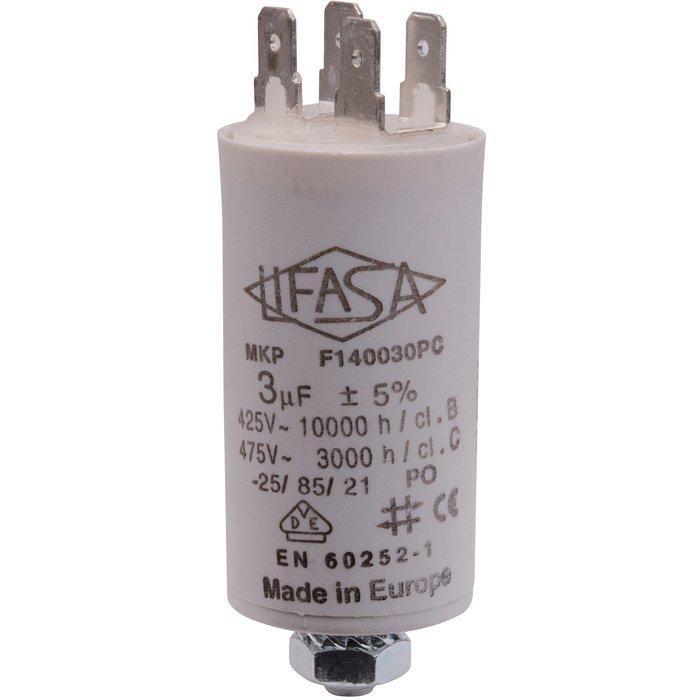 Condensateur pour pompe fioul