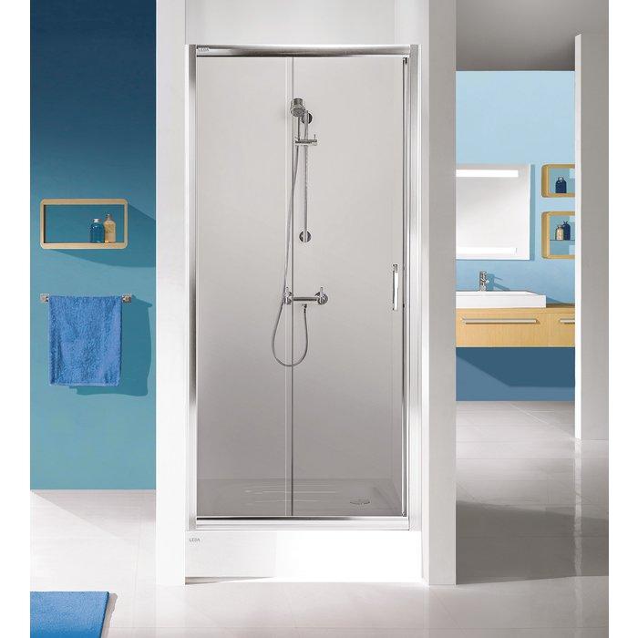 Porte de douche coulissante Tyxo - 2 vantaux-1