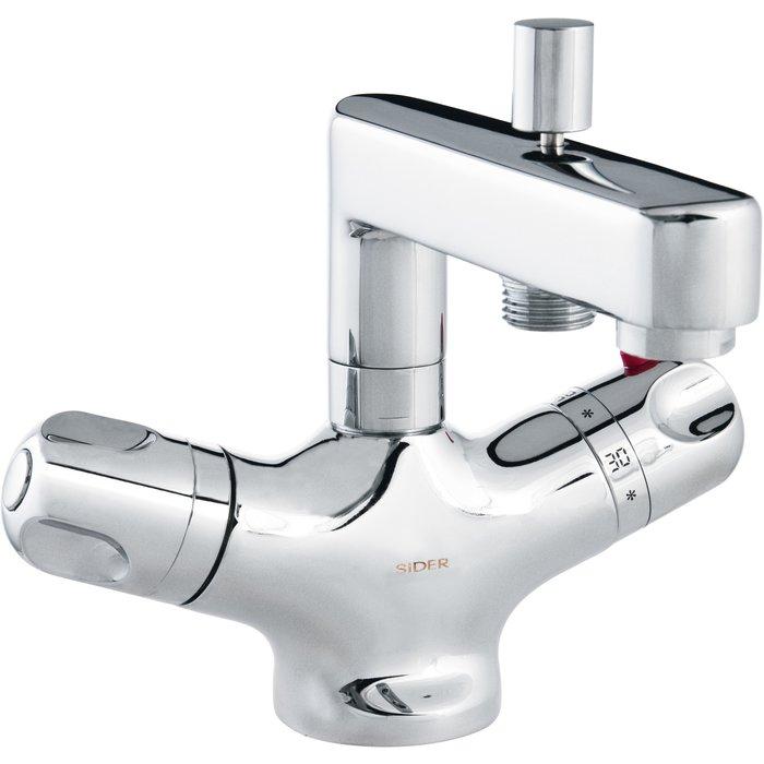 Mitigeur thermostatique bain-douche monotrou Thermo-Azur