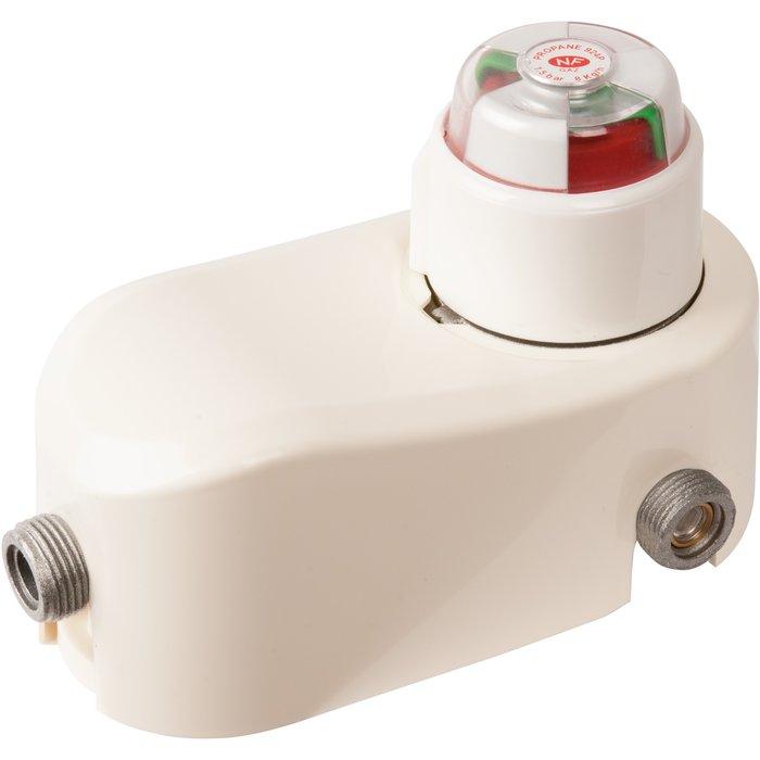 Inverseur limiteur gaz propane - Avec indicateur de réserve