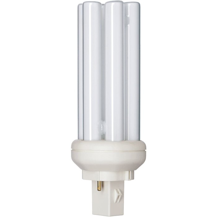 Ampoule fluocompacte Master PL-T - 2 broches - Culot GX24D-3-1