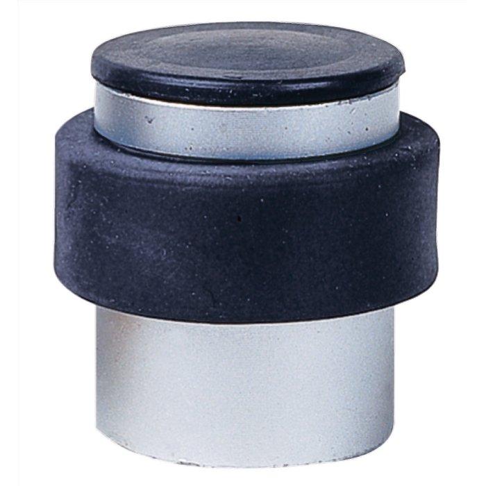 Butoir cylindrique Eurowale - Aluminium - Diamètre 37 mm