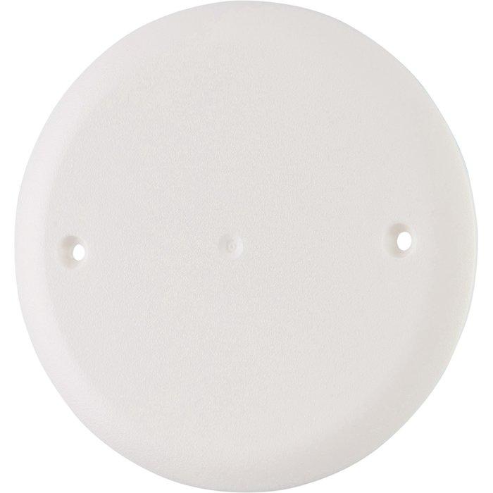 Couvercle pour boîte d'encastrement Batibox - Rond-1