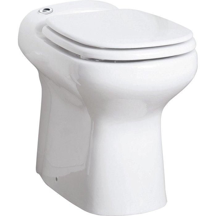 WC broyeur Sanicompact Elite Eco