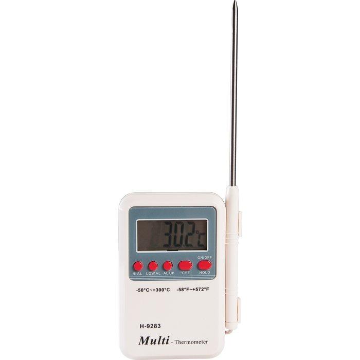Thermomètre digital portable - Mesure -50 à +300°C