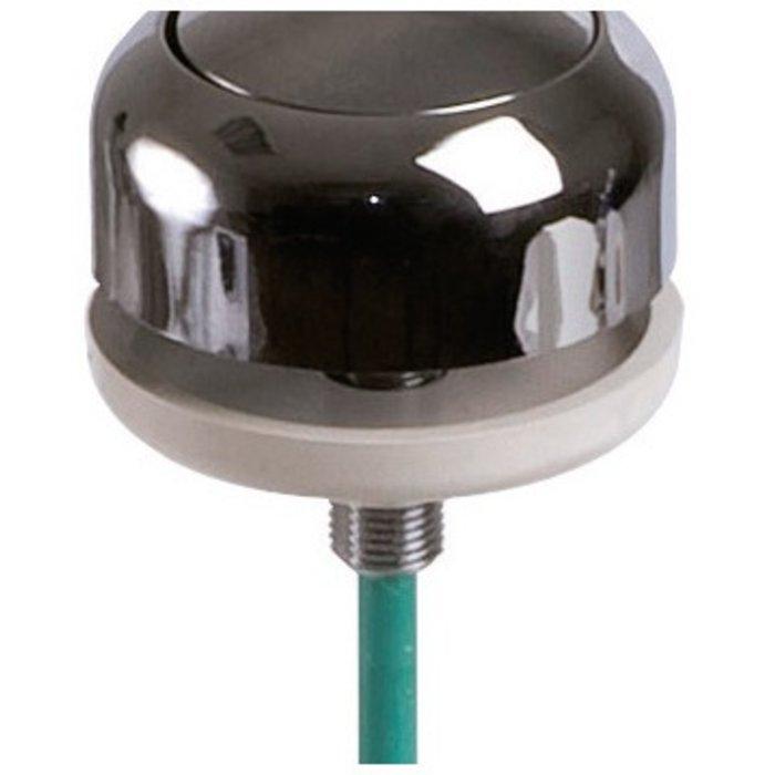 Kit mécanisme de WC 270 - Poussoir simple débit-2