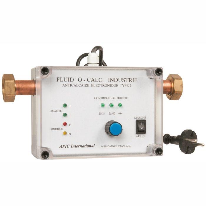 Anti-calcaire électronique industriel et domestique-1