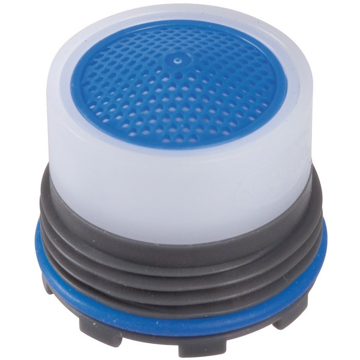 Aérateur caché Honeycomb TT - Mâle - Filetage 16,5 x 100 mm-1