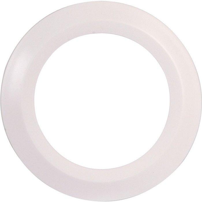 Rosace pour pipe WC - Diamètre 100 mm