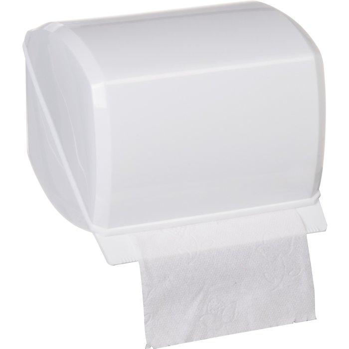 Porte-papier toilette - Polypropylène - Blanc-2