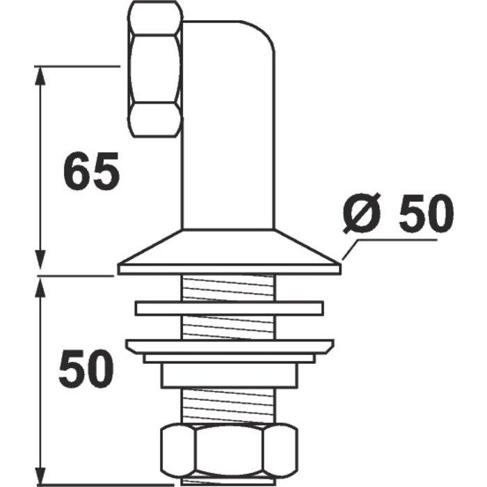 Colonnette - Mâle / Femelle-1