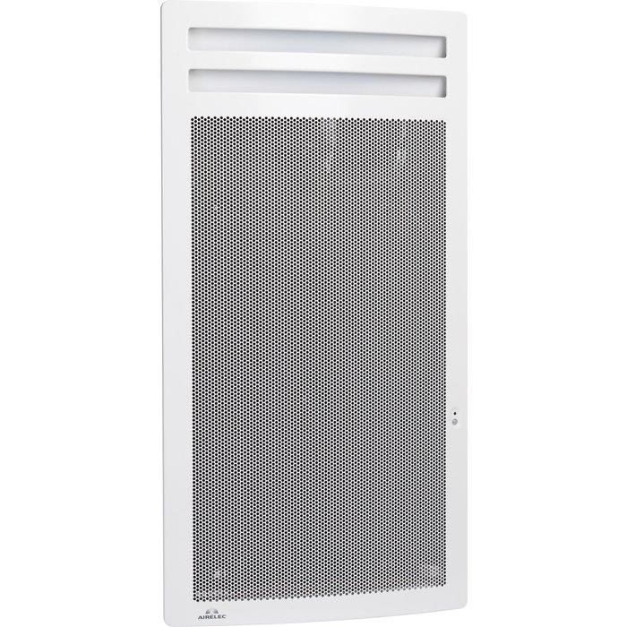 Radiateur panneau rayonnant Aixance Smart Ecocontrol - Vertical