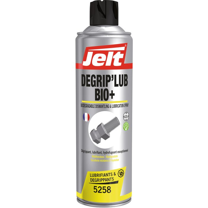 Dégrippant lubrifiant Degrip'Lub Bio+ - Biodégradable-1