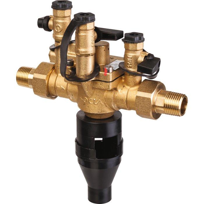 Disconnecteur à zone de pression réduite contrôlable-1