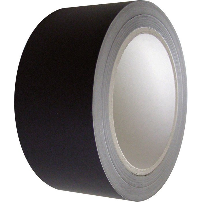 Ruban pour installation solaire - Aluminium - Noir mat