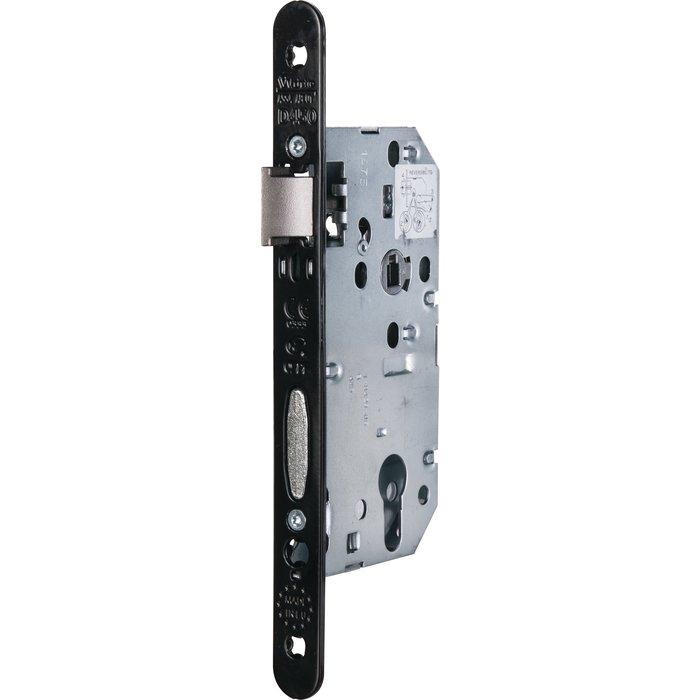 Serrure de sûreté à larder D455-1