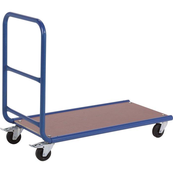 Chariot de manutention Pro - Acier / Bois - Charge 250 kg