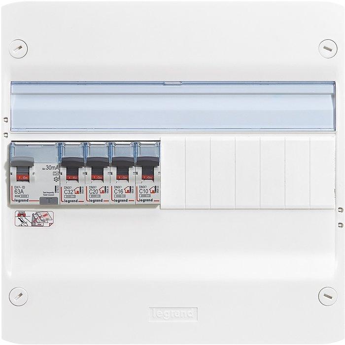 Coffret électrique équipé Drivia - Pré-câblé-4